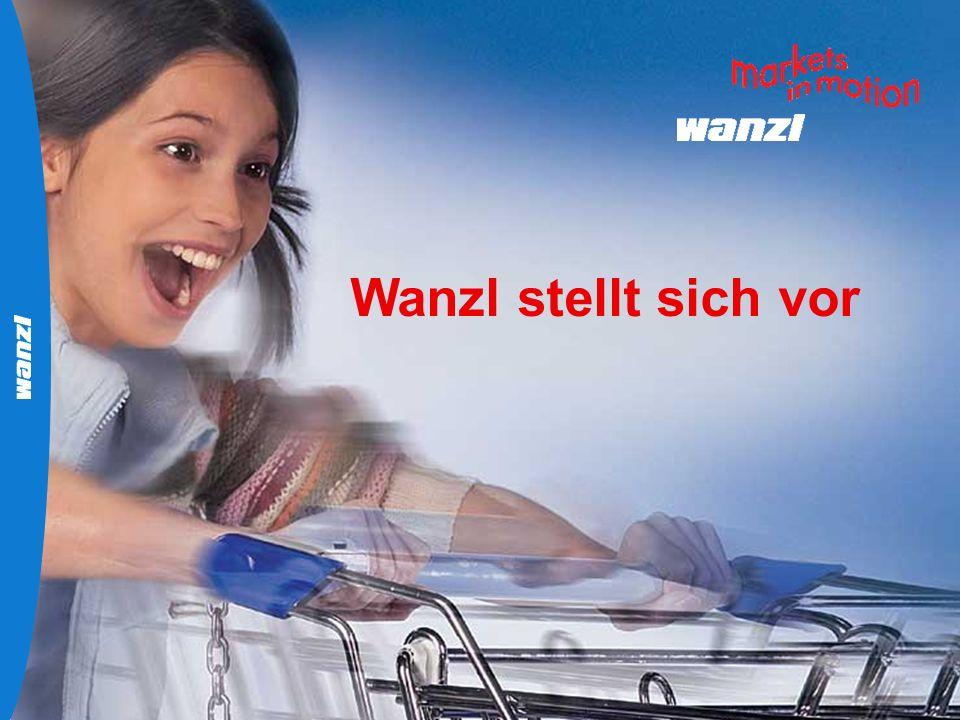 Wanzl stellt sich vor Notizen: