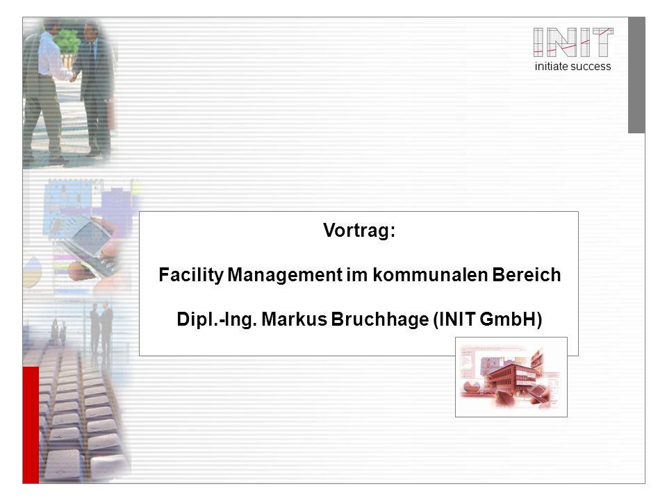 Vortrag: Facility Management im kommunalen Bereich