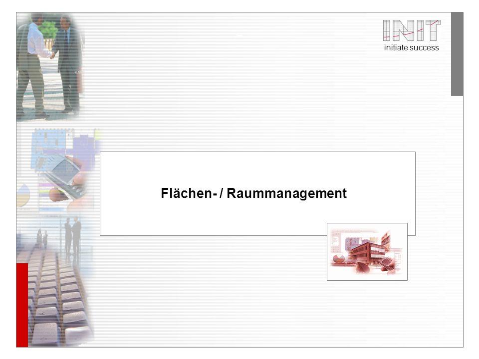 Flächen- / Raummanagement