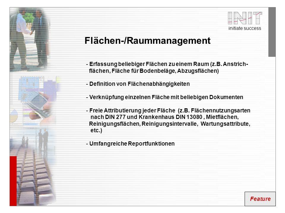 Flächen-/Raummanagement