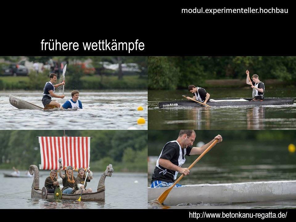 frühere wettkämpfe http://www.betonkanu-regatta.de/