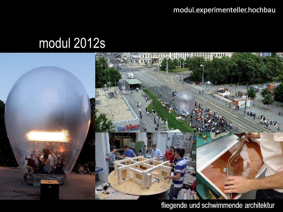modul 2012s fliegende und schwimmende architektur