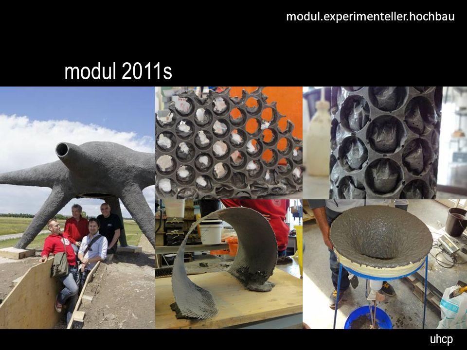 modul 2011s uhcp
