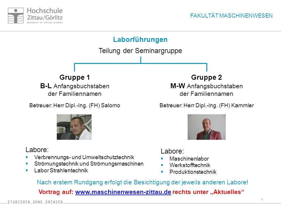 """Vortrag auf: www.maschinenwesen-zittau.de rechts unter """"Aktuelles"""