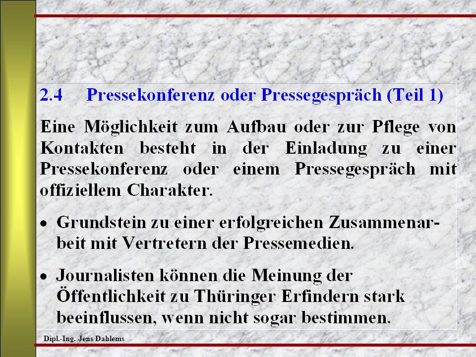 Dipl.-Ing. Jens Dahlems