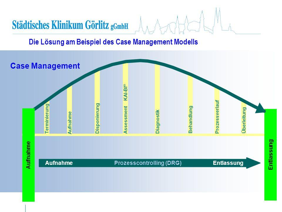 Die Lösung am Beispiel des Case Management Modells