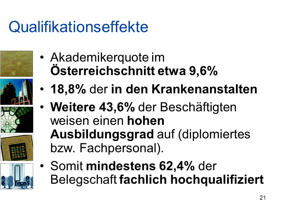 Qualifikationseffekte