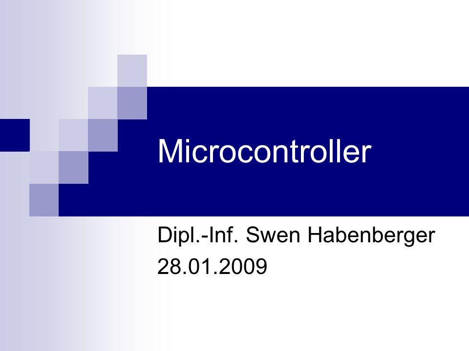 Dipl.-Inf. Swen Habenberger 28.01.2009