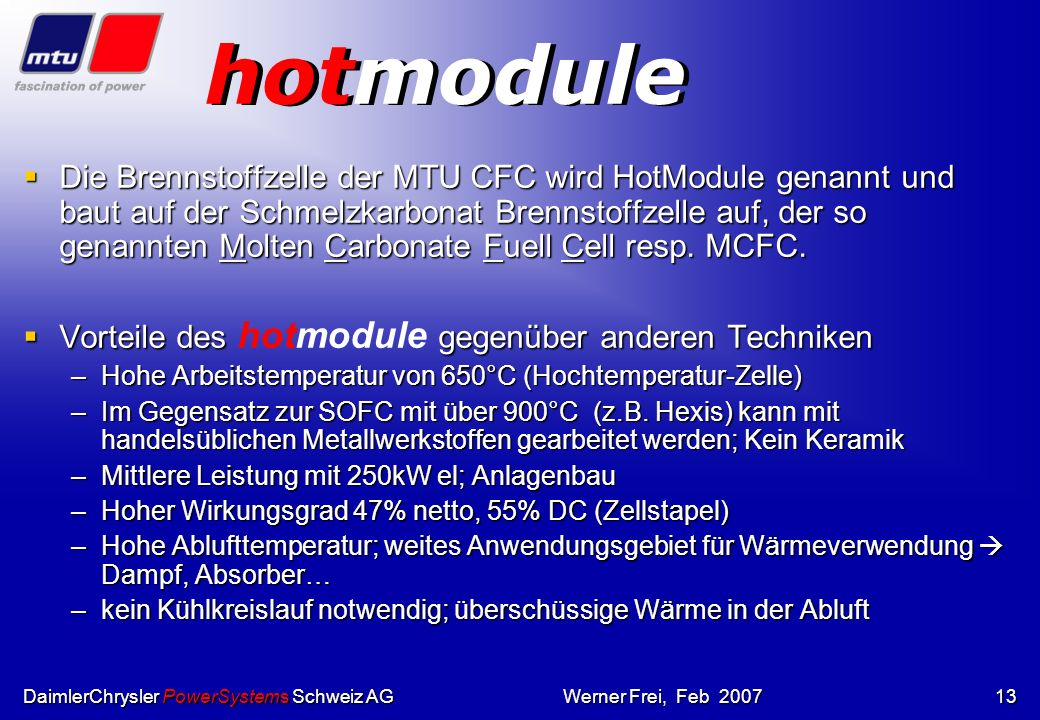 hotmodule