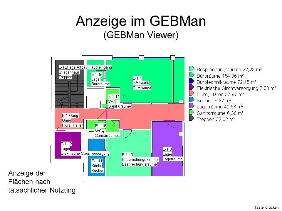 Anzeige im GEBMan (GEBMan Viewer)