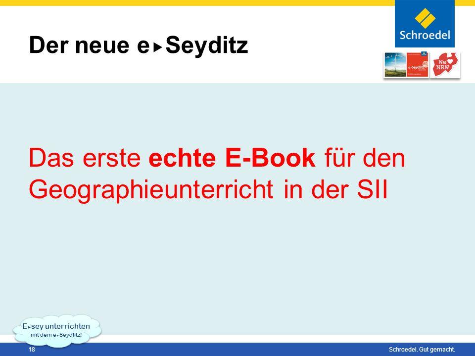Das erste echte E-Book für den Geographieunterricht in der SII