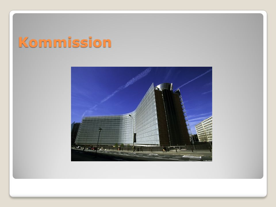 Kommission