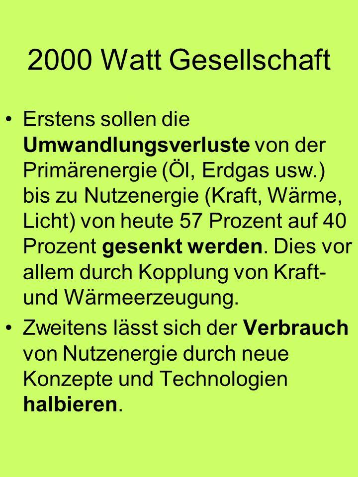 2000 Watt Gesellschaft