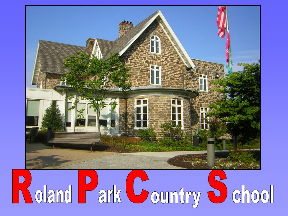 R P C S oland ark chool ountry
