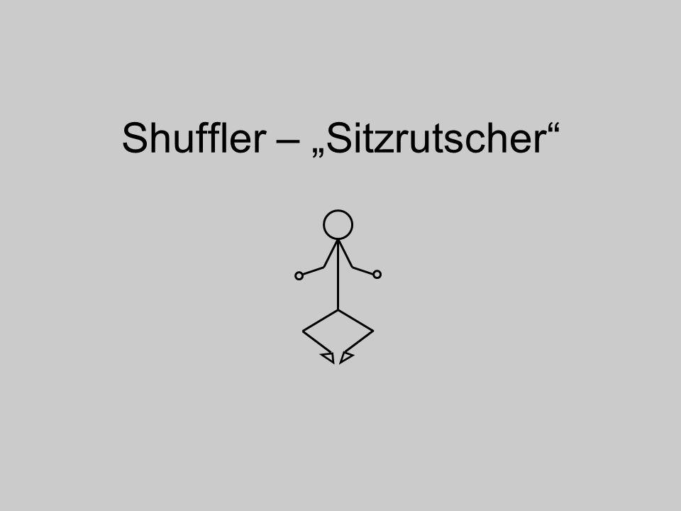 """Shuffler – """"Sitzrutscher"""