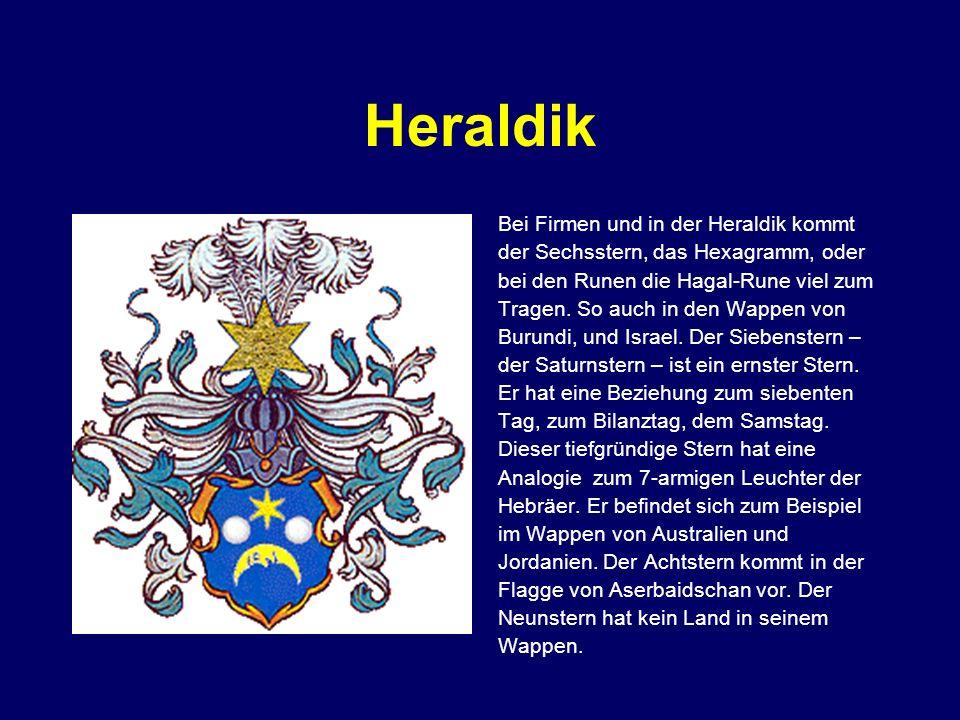 Heraldik Bei Firmen und in der Heraldik kommt