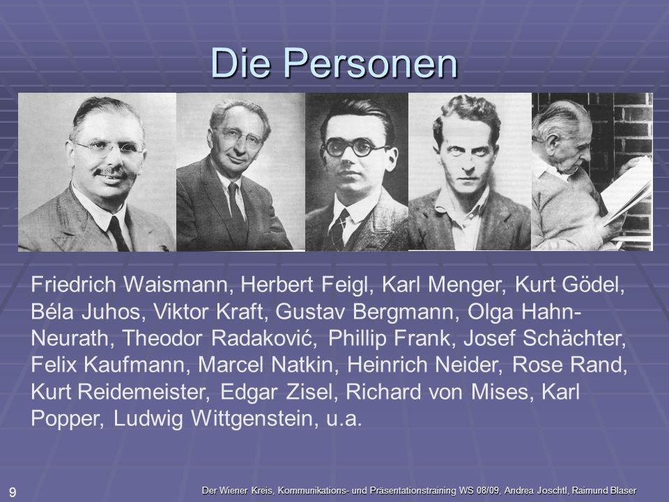 Die Personen