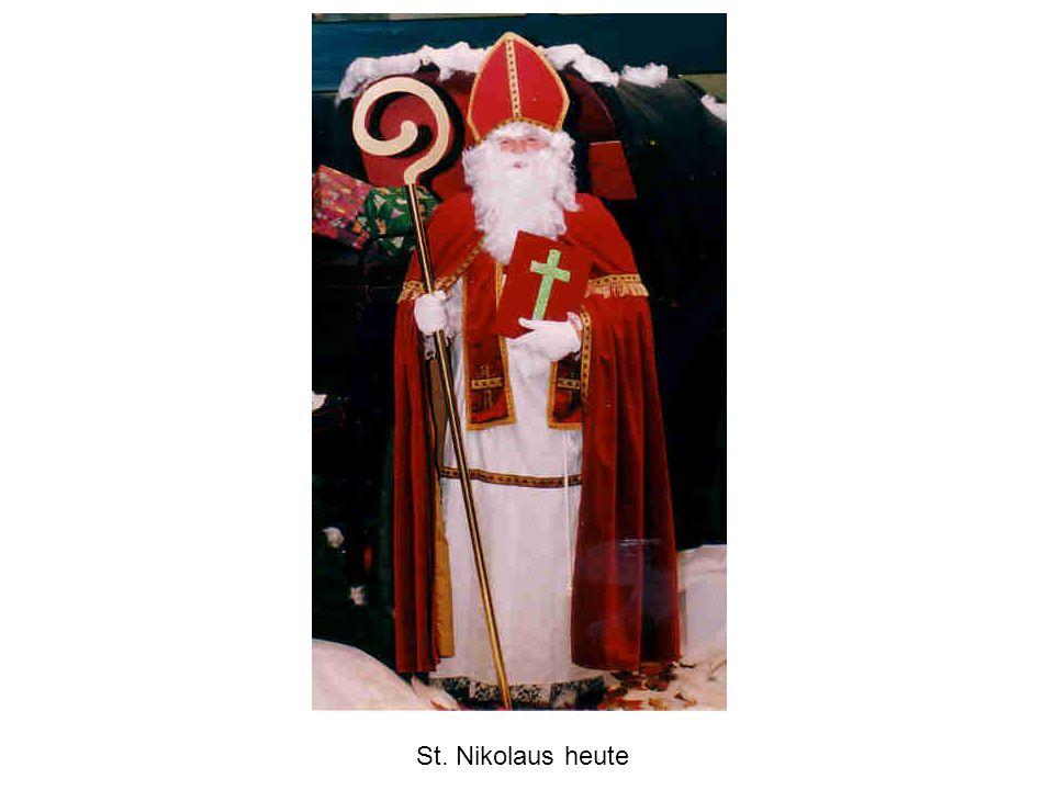 St. Nikolaus heute