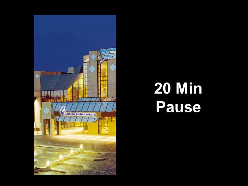 20 Min Pause