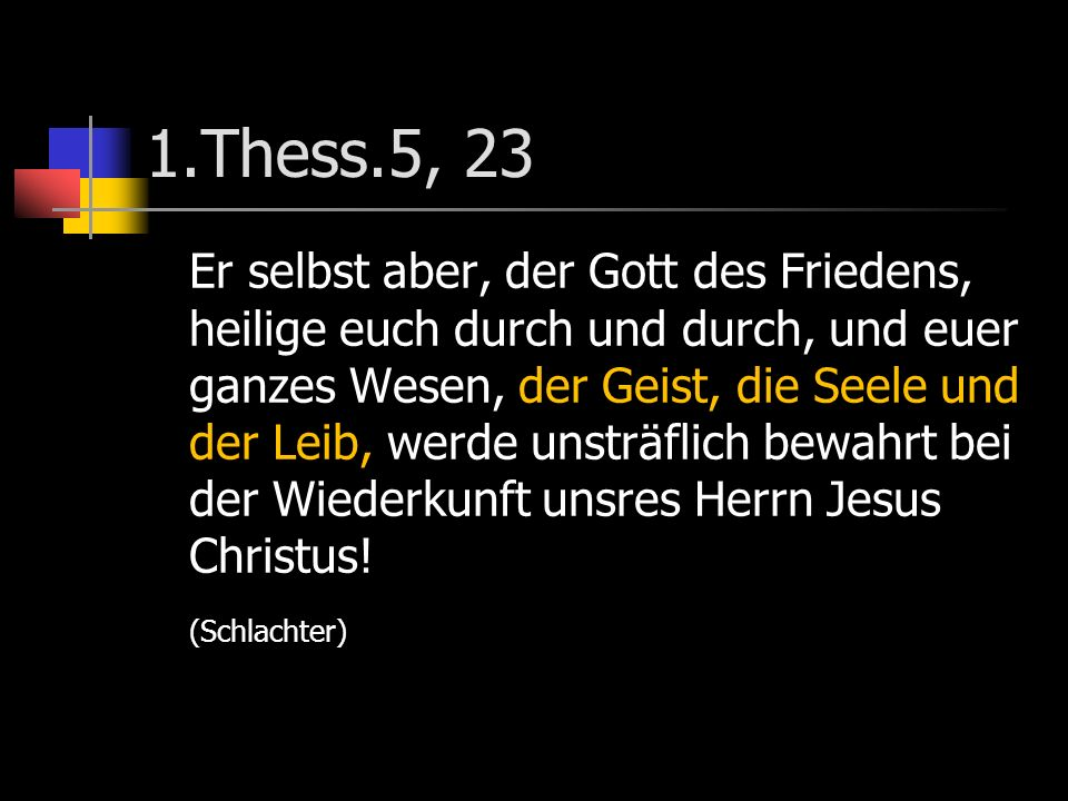 1.Thess.5, 23
