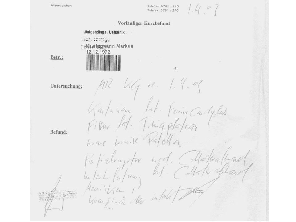 Mustermann Markus 12.12.1972