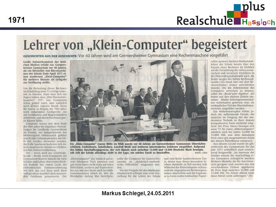 1971 Markus Schlegel, 24.05.2011