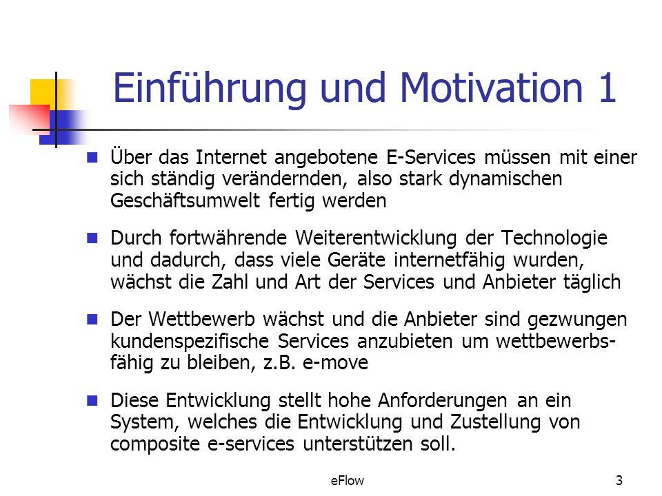 Einführung und Motivation 1