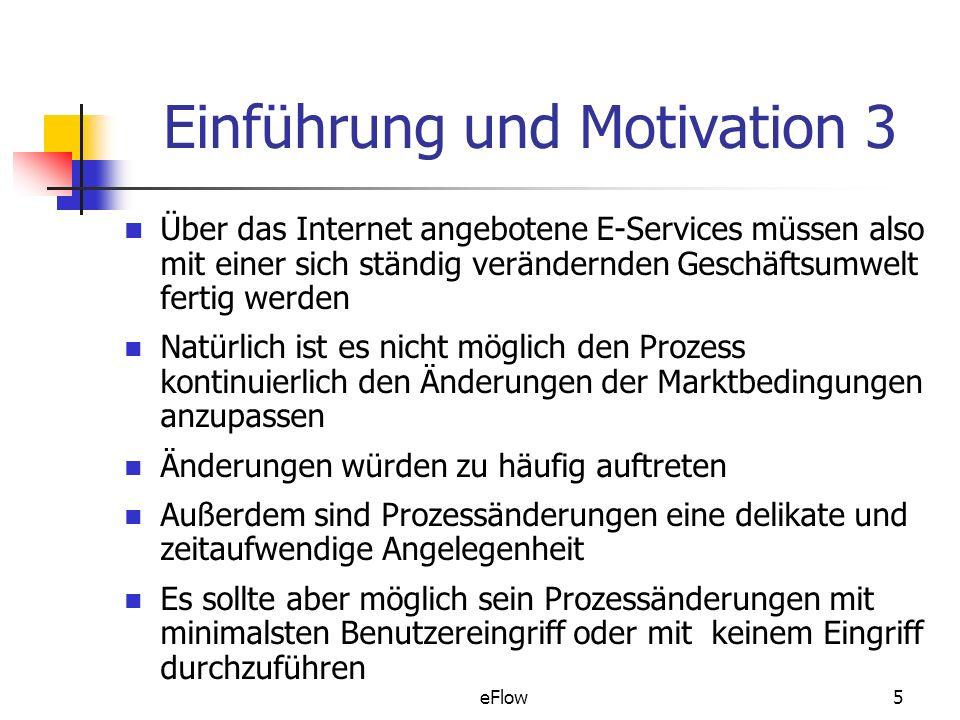 Einführung und Motivation 3