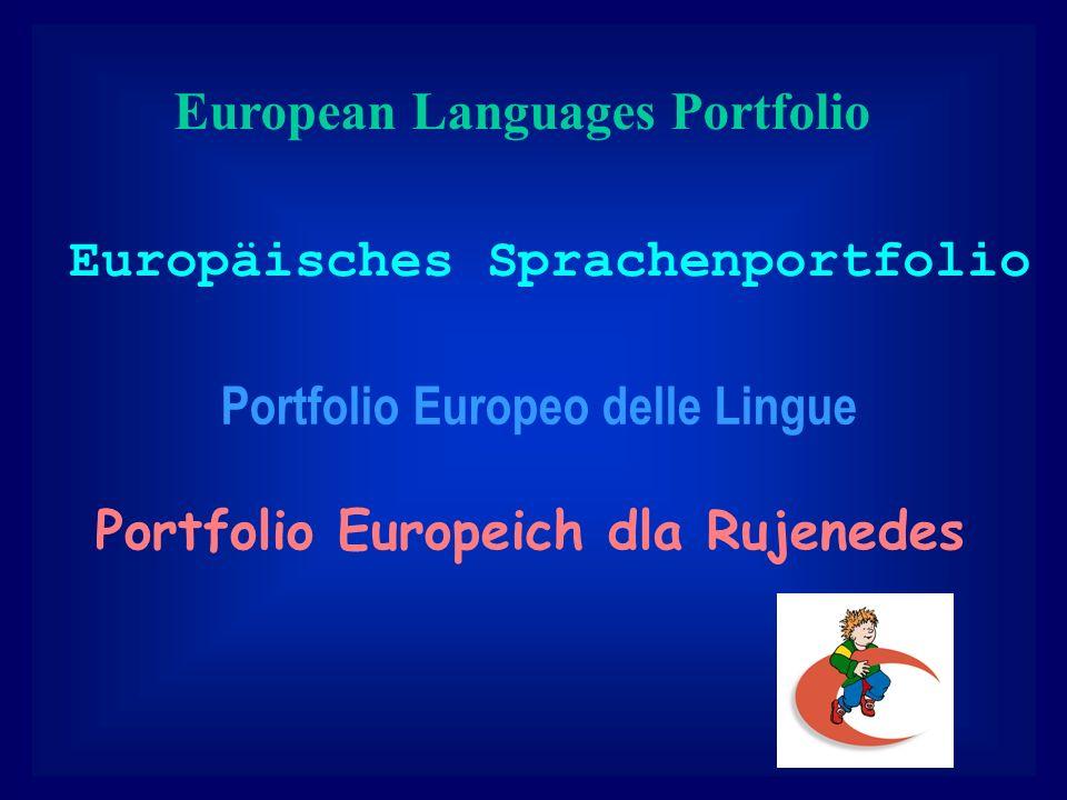 European Languages Portfolio