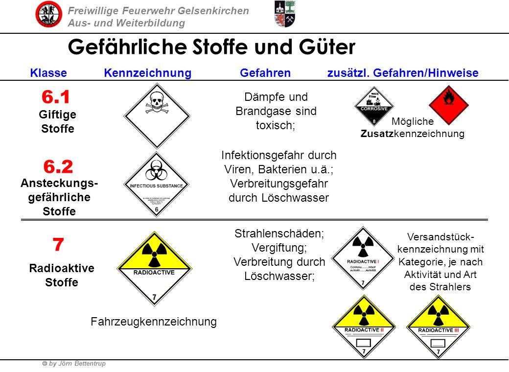 Ansteckungs-gefährliche Stoffe