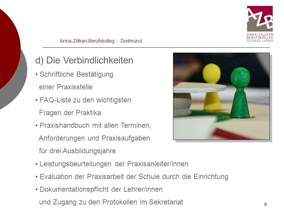 Anna-Zillken-Berufskolleg - Dortmund