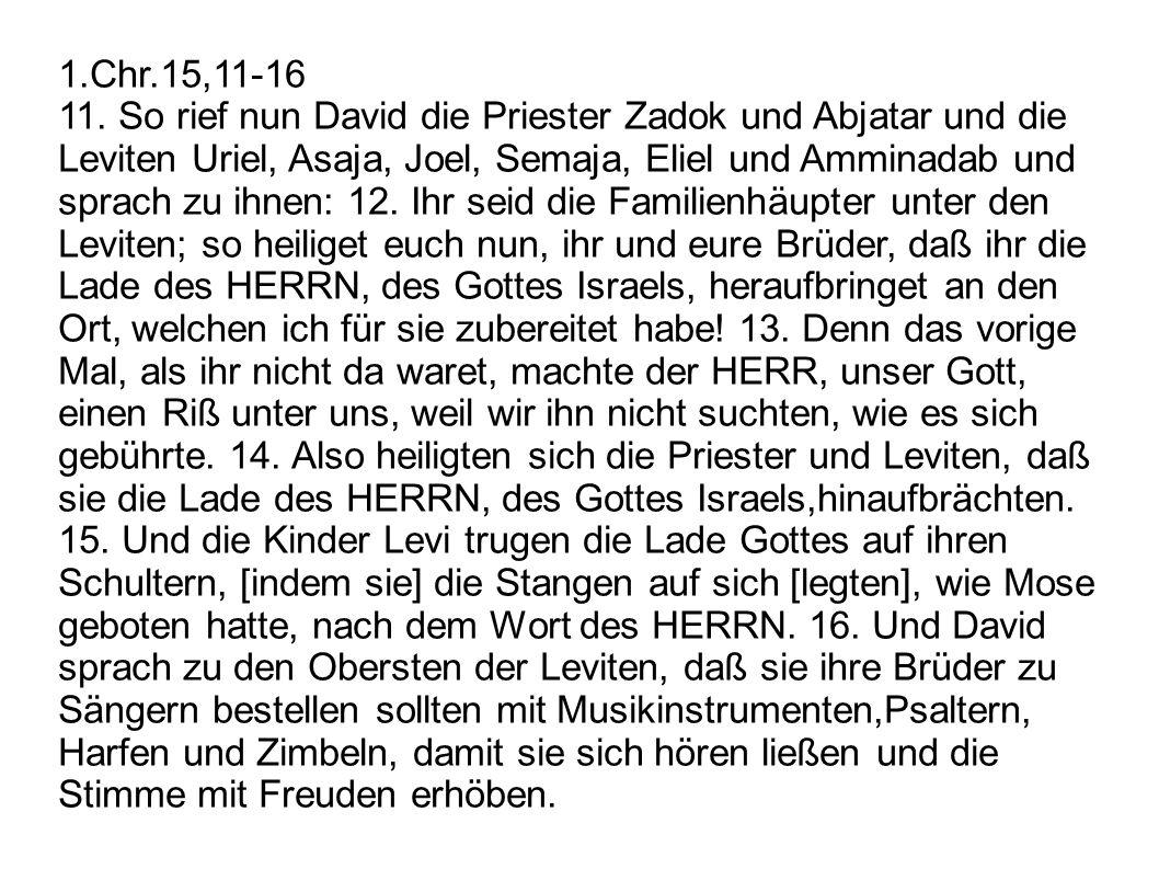 1.Chr.15,11-16