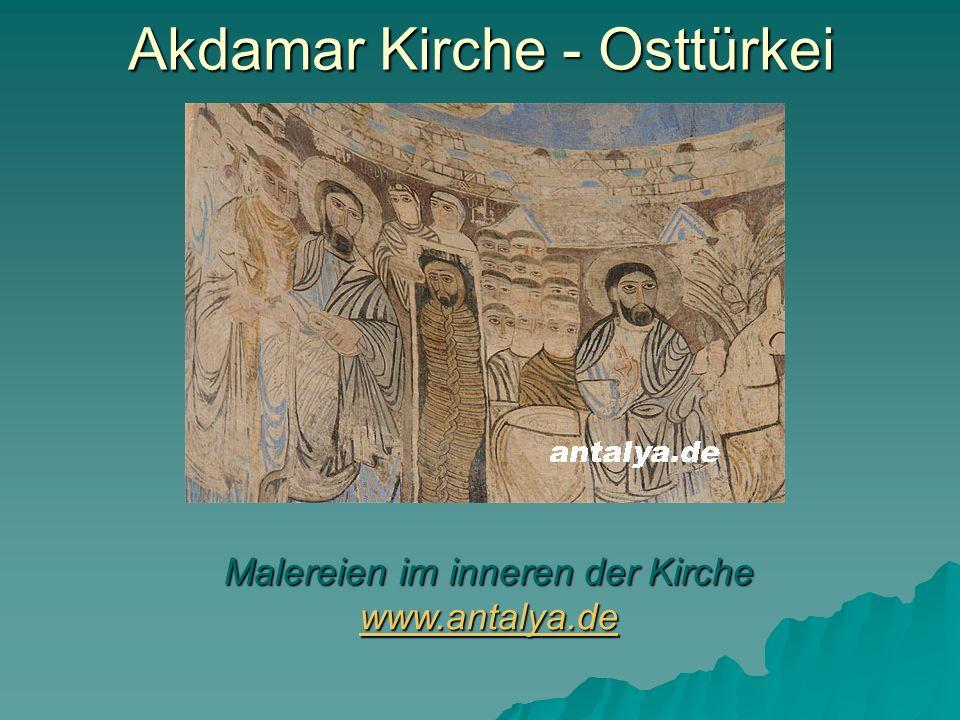 Akdamar Kirche - Osttürkei