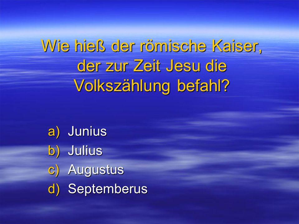 Junius Julius Augustus Septemberus