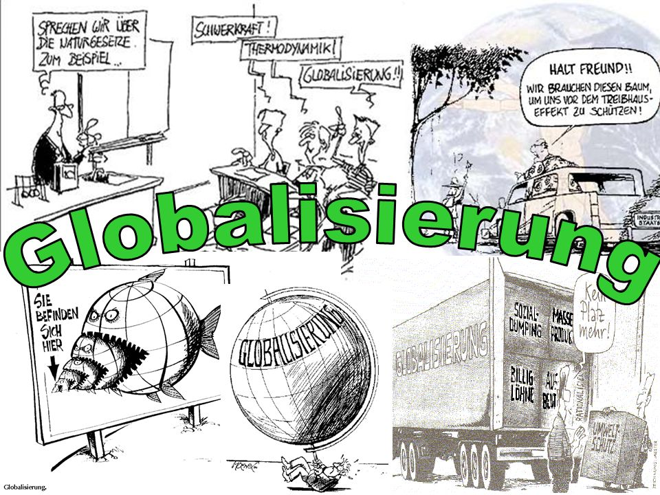 """Anfangsfolie Globalisierung"