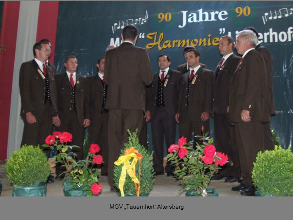 "MGV ""Tauernhort Altersberg"