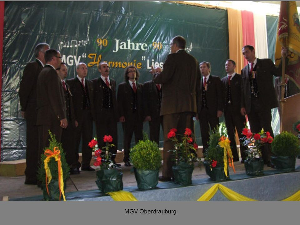 MGV Oberdrauburg