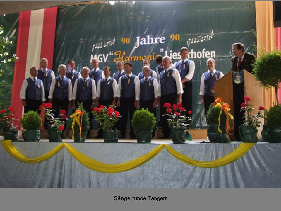 Sängerrunde Tangern