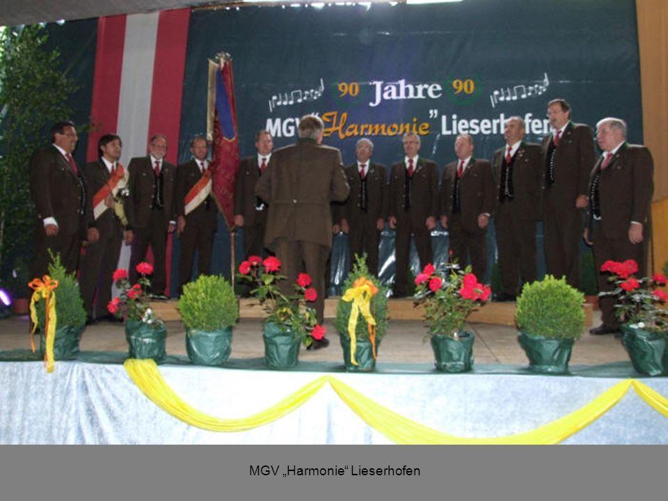 """MGV """"Harmonie Lieserhofen"""