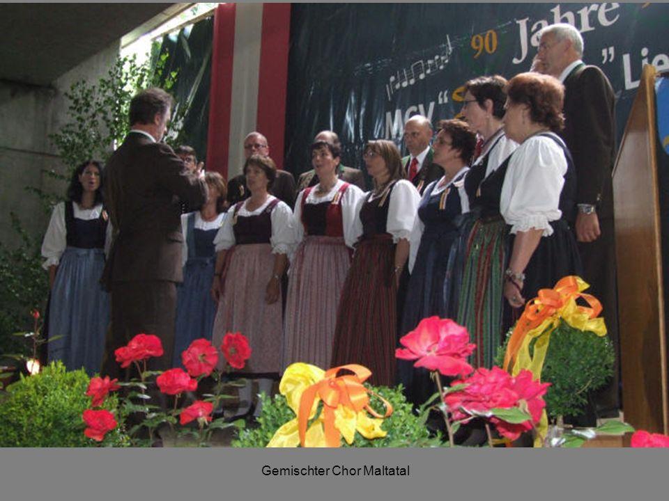 Gemischter Chor Maltatal