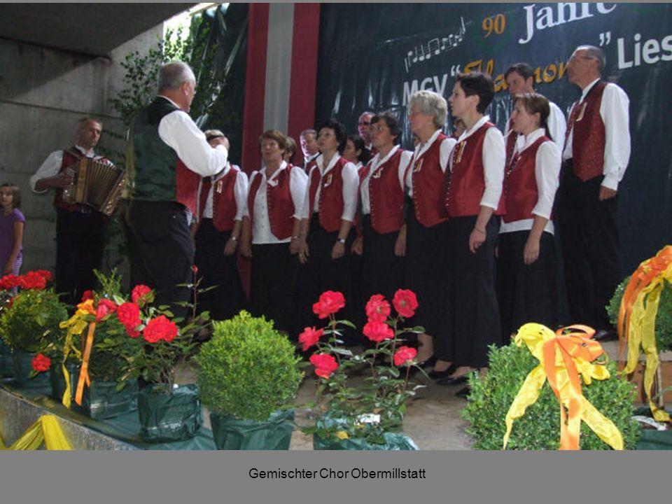 Gemischter Chor Obermillstatt