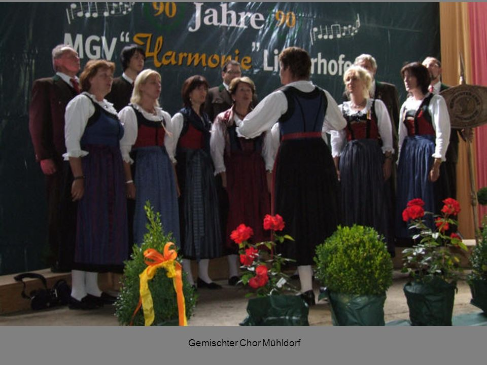 Gemischter Chor Mühldorf