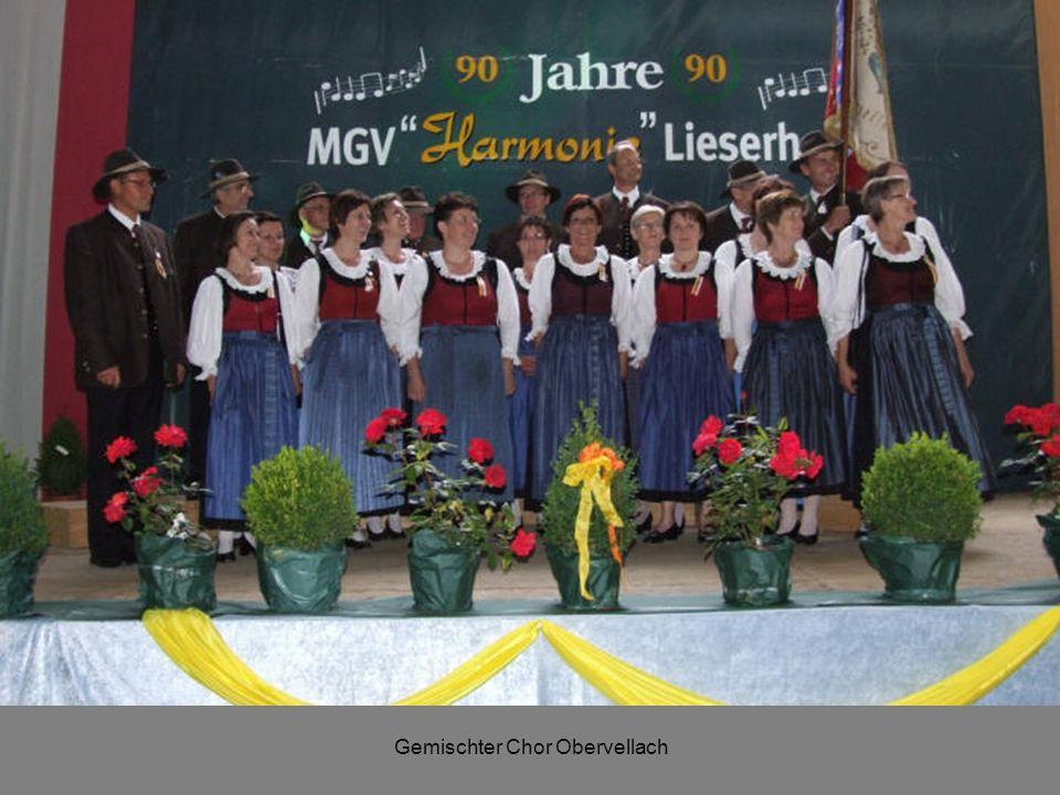 Gemischter Chor Obervellach