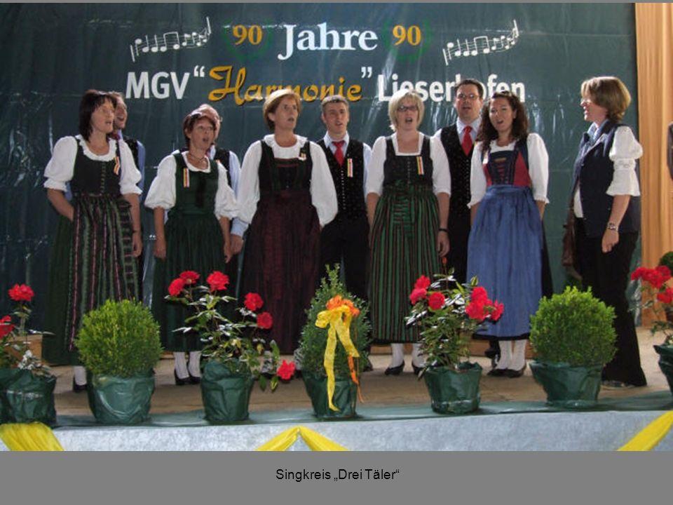 "Singkreis ""Drei Täler"