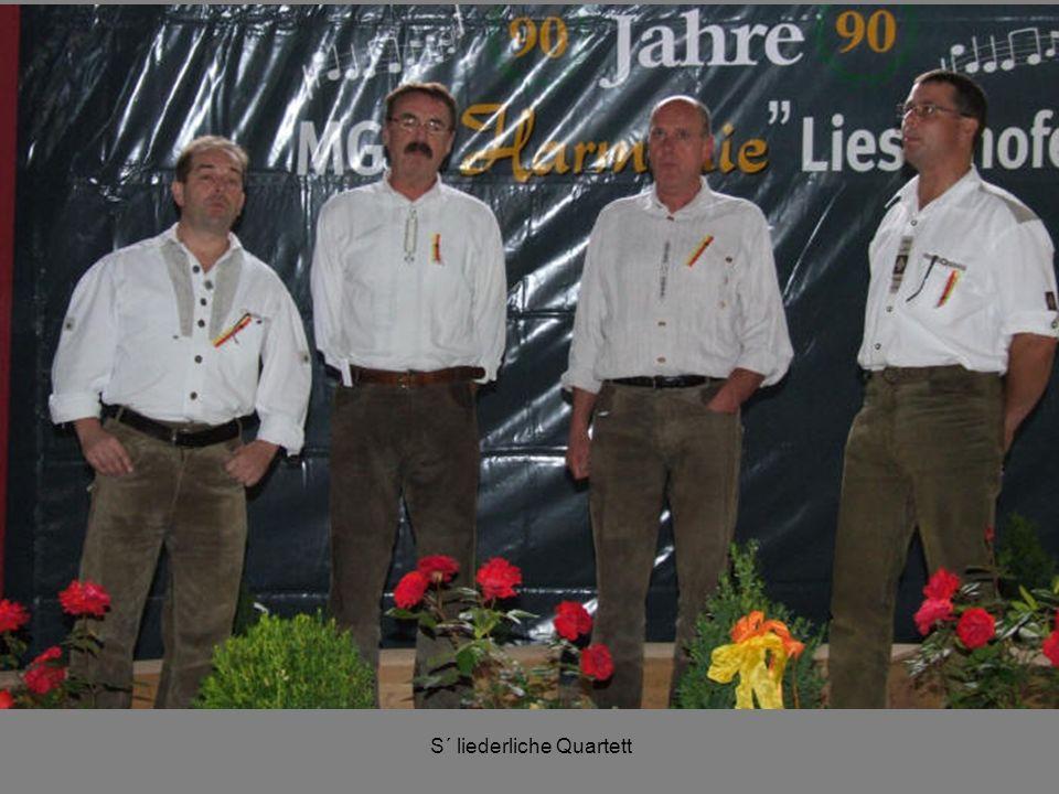 S´ liederliche Quartett