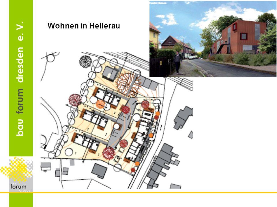 Wohnen in Hellerau