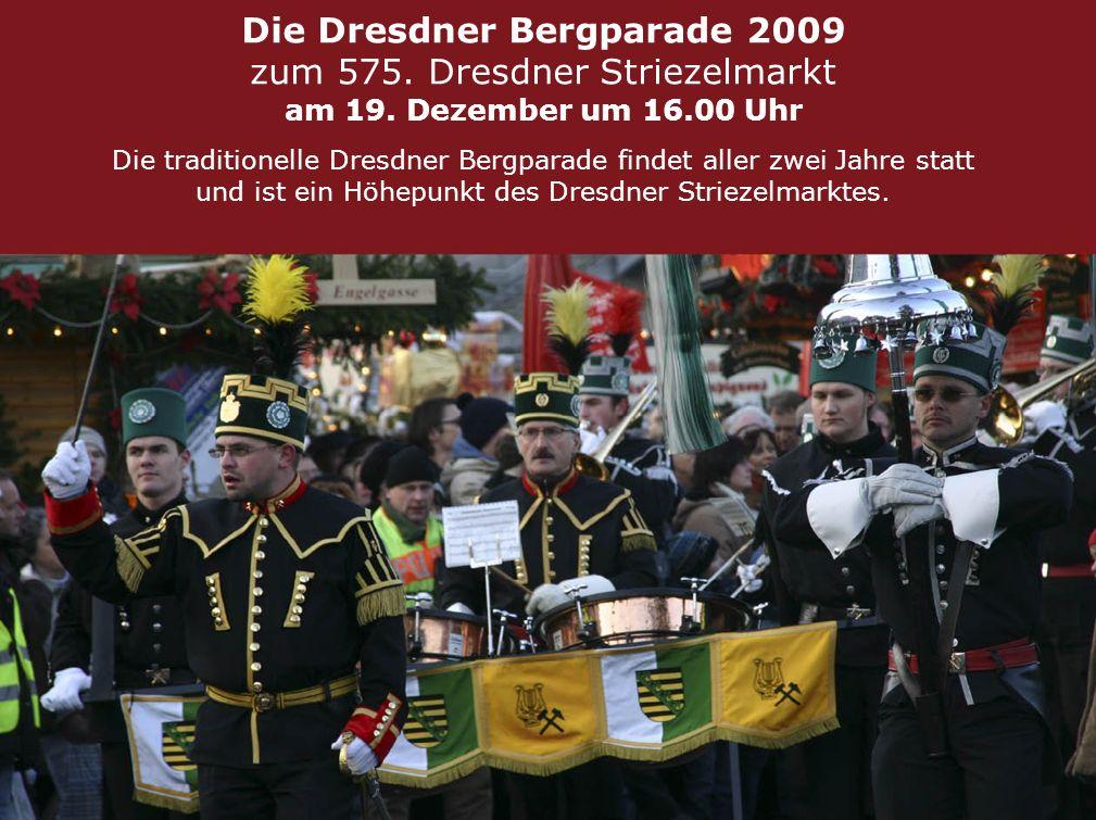 Die Dresdner Bergparade 2009