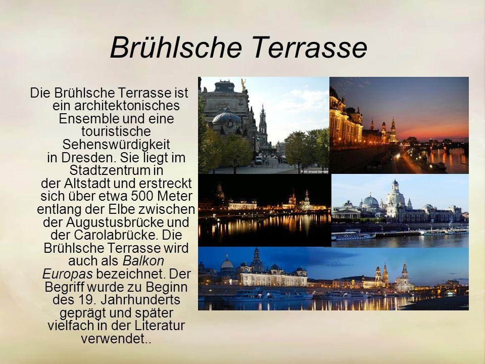 Brühlsche Terrasse