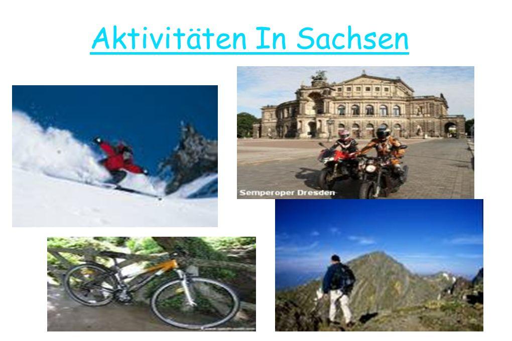 Aktivitäten In Sachsen