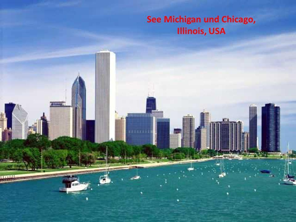 See Michigan und Chicago, Illinois, USA